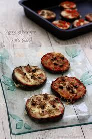 comment cuisiner l aubergine sans graisse aubergine façon pizza sans pâte sans gluten amandine cooking