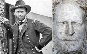 Ulysses S Grant Death Mask President