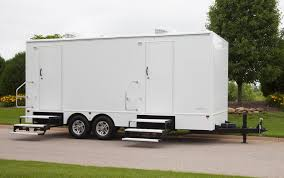 20ft. PREMIER | Biffs Inc. Portable Restrooms & Luxury Restroom Trailers