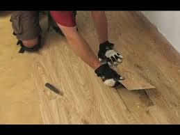 how to install lay vinyl plank flooring special