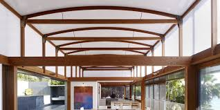 100 Bowstring Roof Truss Es Australian Architectural Hardwoods