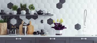 White Kitchen Tiles Ideas 4 Kitchen Tile Ideas To Transform Your Home For Summer