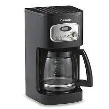 cuisinart 12 cup programmable coffee maker bed bath beyond