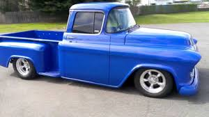 Photos 56 Chevy Pickup Truck 1956 Chevrolet Pickup For Sale On ... Chevrolet Pro Touring Resto Mod Bagged Air Ride Custom 1956 Chevy What Your 51959 Truck Should Never Be Without Myrideismecom Panel For Sale Classiccarscom Cc1059681 56 Truckdomeus Cameo For Save Our Oceans Restored Original And Restorable Trucks 195697 Classic Pick Up Trucks Daytona Turkey Run Classic Event 3800 Dually 1 Ton Youtube