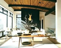 Modern Lodge Decor Medium Size Of Mountain Decorating Ideas Hunting