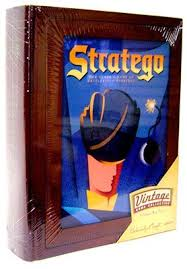 Stratego Vintage Game Collection