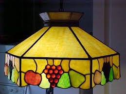 antique stained glass hanging ls l design ideas