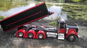 100 Rolloff Truck For Sale Radio Controlled Roll Off Dumpster YouTube