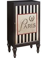 summer special pulaski inscribed large wine cabinet black brown