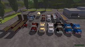 FS13 Pack » Page 16 Pj Trailers 40 Gooseneck Modsdlcom Pickup F1000 Hds For Fs 2015 Farming Simulator 15 Mod Truckdomeus Bugatti Veyron Mod 2013 Cat Truck Pack Download Mods At Uk Zil 130 Pcc100 American Semis Trucks And Lowboy Youtube Gmc Dump Truck Ford Chevy More Pt1 Mods