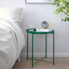 gladom tabletttisch grün 45x53 cm ikea deutschland