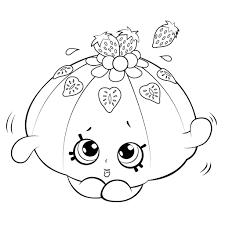 Cute Fruit Jello Shopkin Season 5