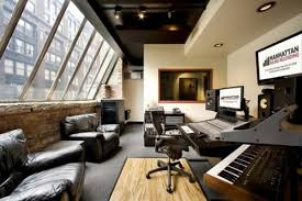 Creative Idea Home Recording Studio Design Functional On Ideas