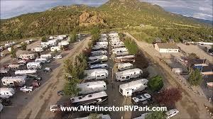 Mount Princeton RV Park Aerial Tour 2015