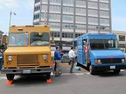Seattle Food Trucks - Damiana's Blue Truck Special And Pai's - Roll ... Seattle Curbside Food Trucks Roaming Hunger Austin High Schools New Truck And More Am Intel Eater The Westin Washington Streetzeria A Food Cart All You Can Eat Youtube Maximus Minimus Wa Stock Photo Picture And Truck For Fido Business Caters To Canines Boston Baked 6 Of The Fanciest From Paris Wine Day In Life A Met Roundups South Lake Union Saturday Market