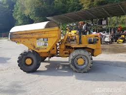 100 Used Dump Truck For Sale Thwaites MACH0653 Articulated ADT Year 1997 For