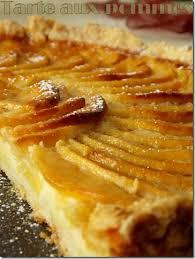 recette dessert aux pommes tarte aux pommes alsacienne facile le cuisine de samar