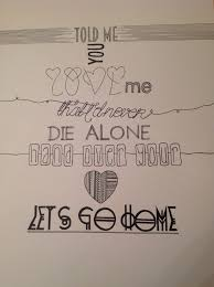 My Own Drawing Kings Of Leon , Cold Desert Lyrics | Music Lyrics ...
