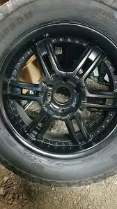 100 American Racing Rims For Trucks 20 American Racing Rims And 3055520 Mickey Thompson For Sale In