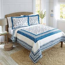 Better Homes And Gardens Blue Paisley Quilt Collection - Walmart.com Best 25 Pottery Barn Quilts Ideas On Pinterest Better Homes And Gardens Blue Paisley Quilt Collection Walmartcom Duvet White Bedding Ideas Wonderful Navy Diy A Clean Crisp Fresh Bedroom Walls Painted In Sherwinwilliams Cover Pillowcase Barn Duvet Covers On Sale 248 10 Thoughts Only Diehard Fans Will Uerstand Gant Key West Bed Linen Grey Monicas Interior Design My Master After Bedding Makeover Enchanted Master Gray California King