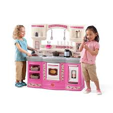 Dora The Explorer Fiesta Kitchen Set by Step2 Prepare And Share Kitchen Set Pink Cora U0027s 2nd Birthday