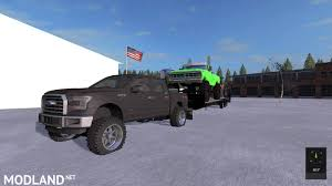 LIFTED FORD TRUCKS PACK UNZIP V 1.0 Mod Farming Simulator 17