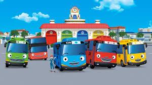 Tayo The Little Bus | Netflix