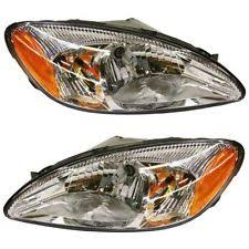 ford taurus headlights ebay