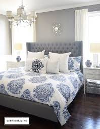 Bedroom Ideas Grey Bed Best Gray On Pinterest Soft West Elm Wall Decoration