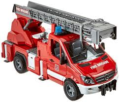 Bruder MB Sprinter Fire Engine With Ladder, Water Pump, And Light ... Bruder Toys Scania Rseries Fire Engine Truck With Working Water Amazoncom Velocity Super Rescue 24 Hour Remote Control Mack Granite Ladder Pump And Dickie Light Sound Sos Vehicle Fast Lane Rc Fighter Toysrus Best Of L Fire Trucks Refighters Ladder Big Rc With 02770 Man Crane Action Wheels Shop Your Way Online Mb Sprinter English Brigade Big Size Full Functions