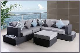 Furniture: Mesmerizing Gray Sectional L Chairs And Gray Table Square ... Bar Height Patio Fniture Costco Unique Outdoor Broyhill Wicker Newport Decoration 4 Piece Designs Planter Where Is Made Near Me Planters Awesome Decor Tortuga Bayview Driftwood 3piece Rocking Chair Set With Tan Cushion Patio Fniture Rocking Chair Peardigitalco Contemporary Deck Serving Tray