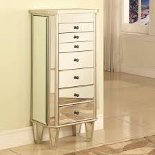 Have To Have It. Mirrored Jewelry Armoire With Silver Wood Finish ... Tips Mirror Armoires Black Jewelry Armoire Clearance Walmart Armoire Mirror And Jewelry Organizer Home Decor Amusing Stand Alone Box Standing Fniture Modern Brown Full Length For Bedroom Amazing Mirrored Jewellery Cabinet Mesmerizing Diy Wall Mount 71 Rhapsody Floor Wjewelry Storage 7350001 House Mirrors Canada Up Vintage Glass Organizer Clever Laluz Nyc Design Ideas Womens Big Lots Cheval