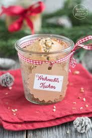 weihnachtskuchen im glas backen macht glücklich kuchen