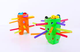 TP Roll Craft Idea Transform A Cardboard Tube Into This Easy To Make DIY Game