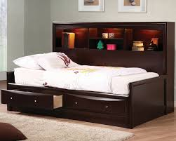 Good Ideas for Full Bed with Storage — Modern Storage Twin Bed Design