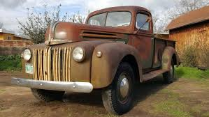 100 Ton Truck Canadian Ner 1947 Ford One
