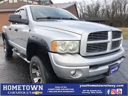 100 2003 Dodge Truck Used Ram 2500 For Sale At Hometown Chevrolet VIN