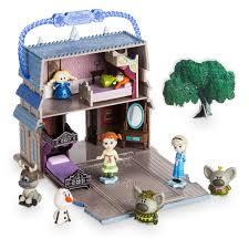 Amazoncom Dorbz Disney Frozen Anna Elsa 2 Pack Toys R Us