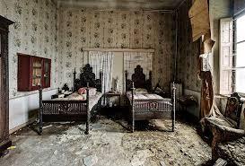 Abandoned Manor House France 4