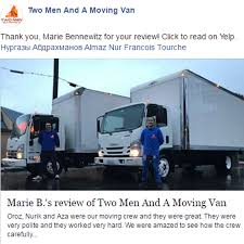 Marie B.'s Review Of Two Men And A Moving Van.... Https://www.yelp ... Best Friends And Business Partners How Two Men And A Truck The Worlds Newest Photos By Two Men And Truck Charlotte Flickr A To Move With Kids Make Lasting Memories On Twitter Team Leads Miles Scott Have Prize Movers Who Blog In Nashville Tn Tmtchicago Cost Guide Ma Brentwood Page 9 Care Valueflex Hashtag