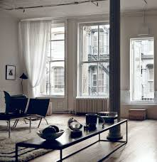 100 New York Apartment Interior Design The NYC By The Line Yellowtrace