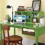 desk plans student home or office construct101