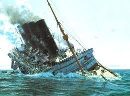 lusitania torpedo sinking u20 atlantic ocean ireland coast kinsale