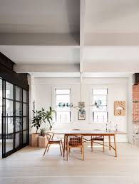 100 New York Style Loft A Stunning Light Filled In City THE STYLE FILES