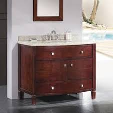 Foremost Naples Bathroom Vanity by Naples White 30
