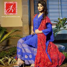 javeria zeeshan winter dresses for women u0026 girls on pakistyles com