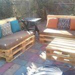 Pallet Patio Furniture Plans by Pallet Patio Furniture Best 25 Pallet Outdoor Furniture Ideas On