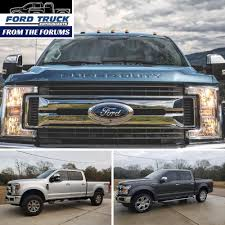 100 Blue Oval Truck Parts Why Cant I Get Squat For My Super Duty On Trade Ford