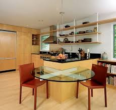 Clever Way To Maximize Space In A Small Kitchen