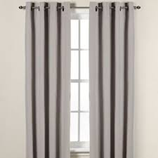 Bed Bath And Beyond Gray Sheer Curtains by Donna Karan Home Duet Grommet Window Curtain Panels